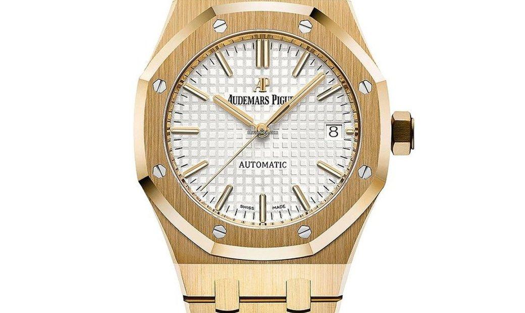 Audemars Piguet Royal Oak Selfwinding 15450BA.OO.1256BA.01