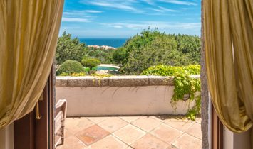 Porto Cervo Pantogia Magnificent Villa On The Pantogia Hill
