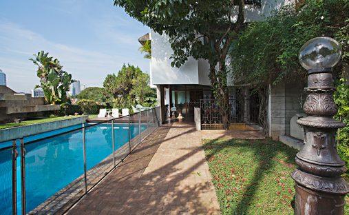 House in Cidade Jardim, State of São Paulo, Brazil
