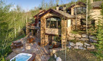 House in Aspen, Colorado, United States