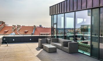 Luxurious Penthouse With A Panoramic Terrace