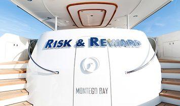 RISK & REWARD 112' (34.14m) 2001/2017