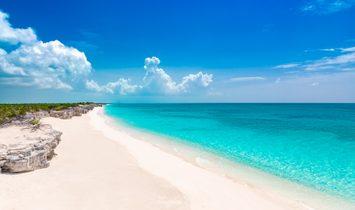 Land in North Caicos, Turks- und Caicosinseln 1