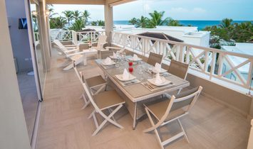 Tracadero Unit A   3 Bedroom Penthouse With Ocean View