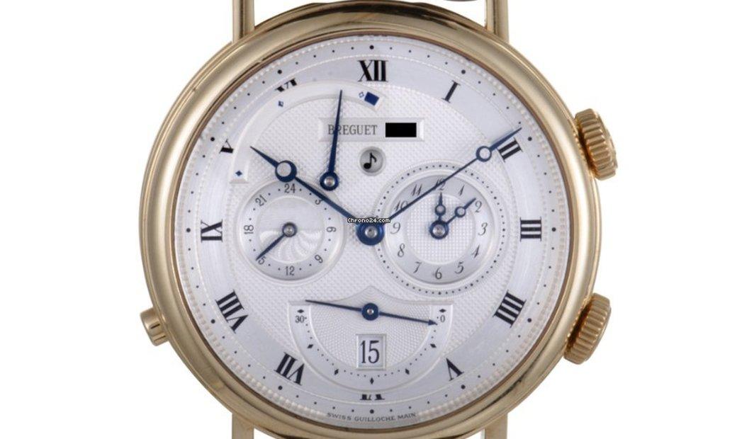 Breguet Classique Alarm Le Reveil du Tsar 5707BA/12/9V6