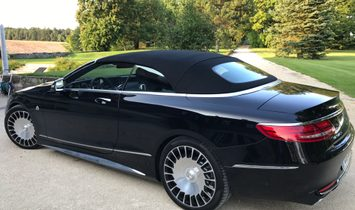 Maybach S650 Limited Cabriolet