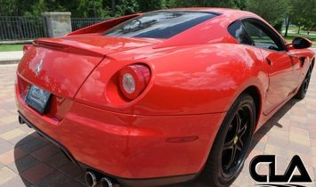 Ferrari 599 GTB with HGTE Very special one off car  CLA 281-651-2101
