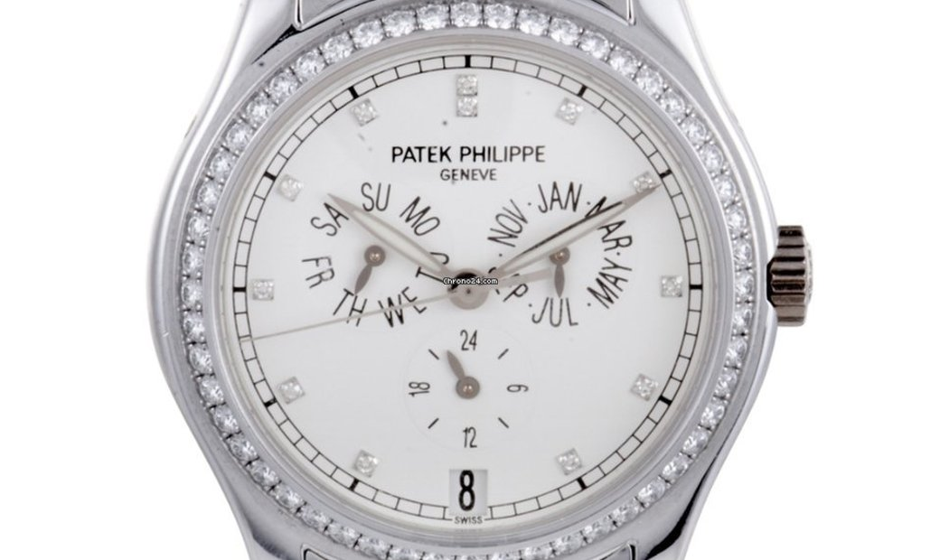 Patek Philippe Annual Calendar 5037/1G-001