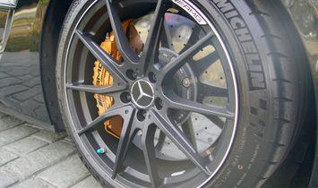 2014 Mercedes Benz SLS Black Series