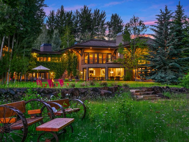 House in Ketchum, Idaho, United States 1