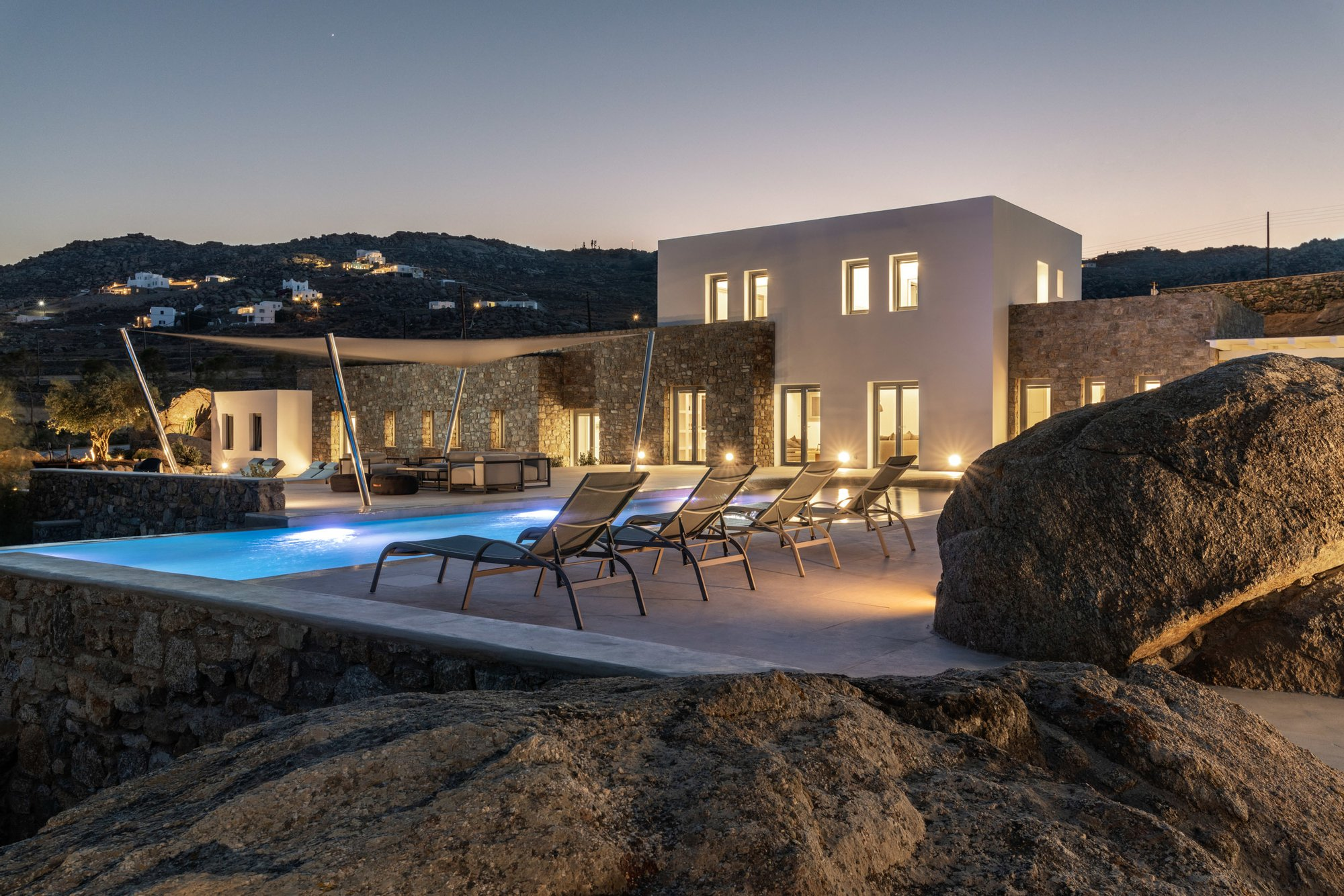 House in Mykonos, Decentralized Administration of the Aegean, Greece 1 - 10339415