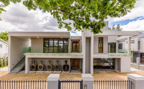 House in Stellenbosch, South Africa