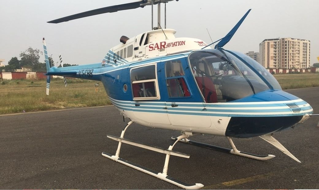1992 Bell 206 Bill Jet Ranger