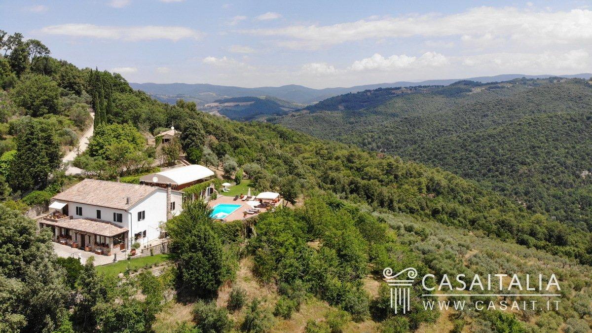Villa in Collazzone, Umbria, Italy 1 - 10347527
