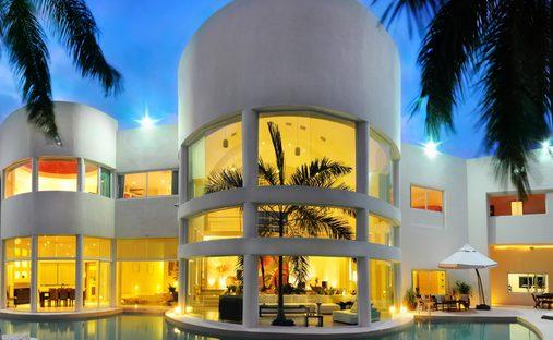 House in Playacar, Quintana Roo, Mexico