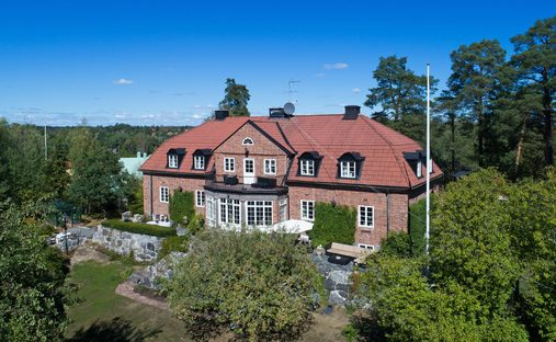 House in Djursholm, Stockholms län, Sweden