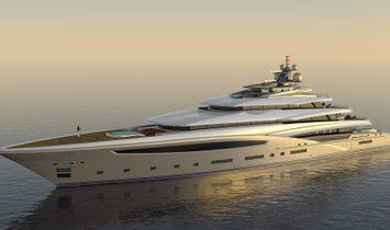 CUSTOM YACHT 278' (85.00m) Concept Yacht 2023
