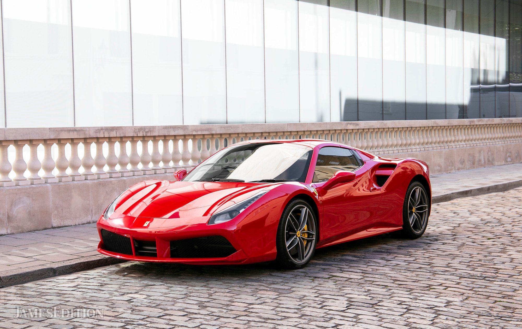 2018 Ferrari 488 Spider In London, United Kingdom For Sale