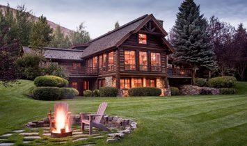 House in Hailey, Idaho, United States of America
