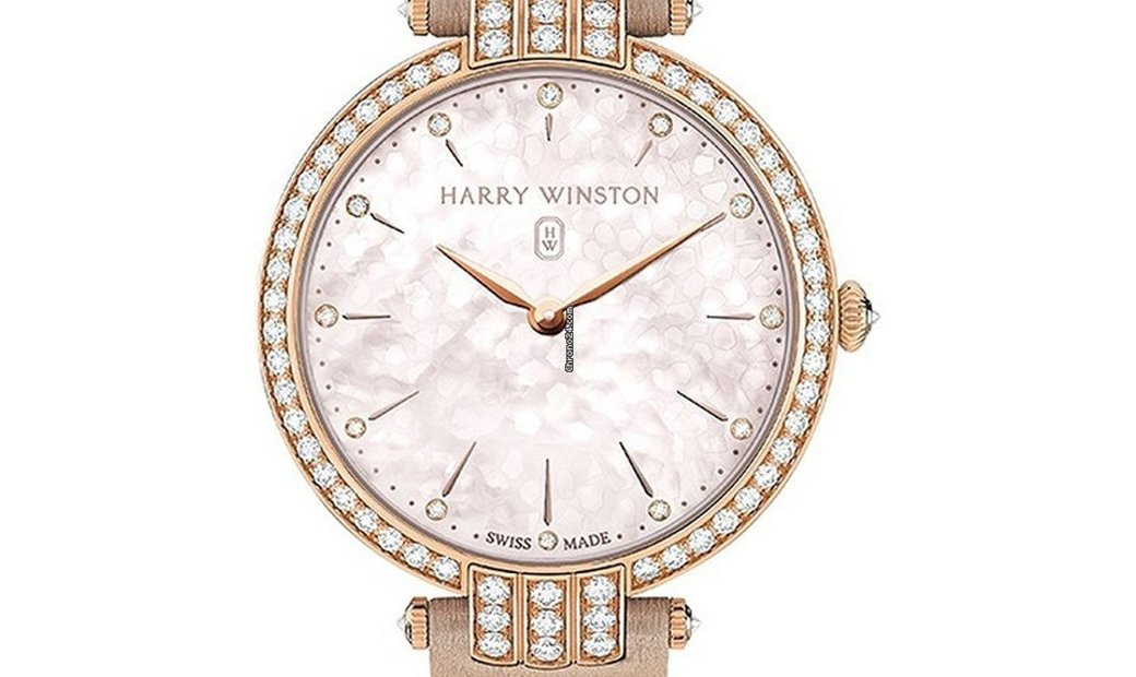 Harry Winston Premier Ladies 36 mm PRNQHM36RR001