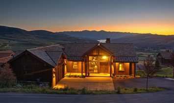 Juniper Cabin With Spectacular Views