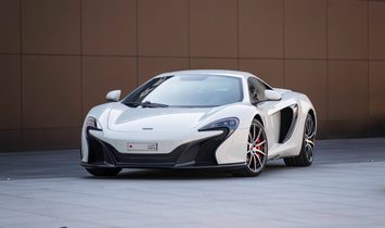 McLaren Pre-owned 650S Coupé For Sale in Tubli