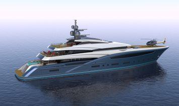 """CUSTOM YACHT 213' 3"""" (65.00m) Concept Yacht 2023"""