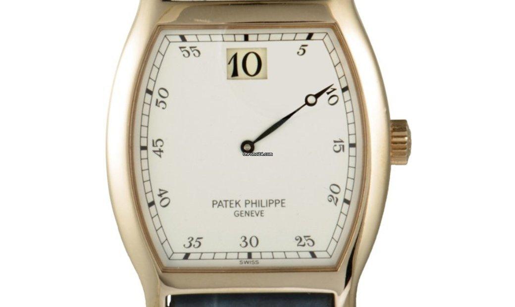 Patek Philippe Jump Hour Anniversary Watch 3969