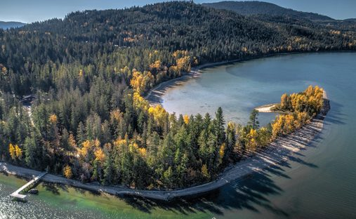 Land in Sagle, Idaho, United States