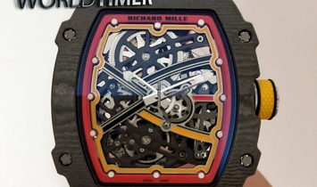 Richard Mille NEW RM 67-02 Alexander Zverev Edition Super Lightweight