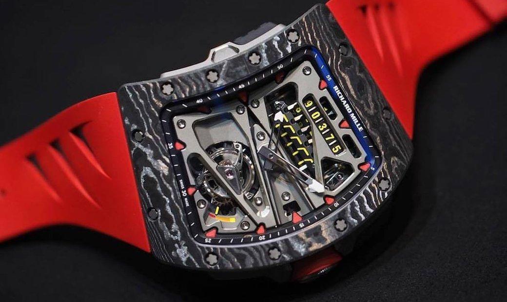 Richard Mille NEW LIMITED 30 PIECE RM 70-01 Tourbillon Alain Prost Watch