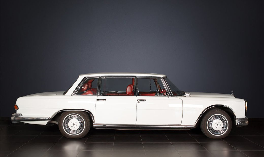 Mercedes-Benz 600 W100 from 1971