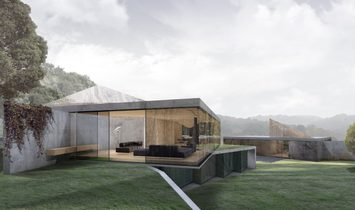 Coherent Harmony Between Architecture And Nature