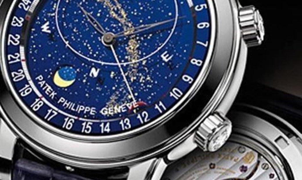 Patek Philippe NEW Collectable Grand Complication Celestial Platinum 6102P