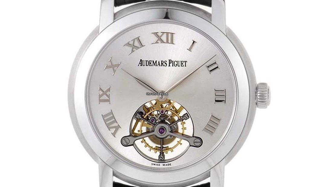 Audemars Piguet Jules Audemars Tourbillon 26561BC.OO.D002CR.01