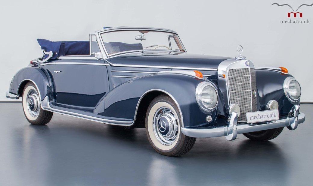 1956 Mercedes-Benz 300