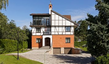 House in Berģi, Garkalne Municipality, Latvia 1
