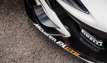 Mclaren P1 GTR - VAT qualifying