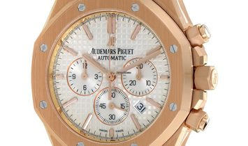 Audemars Piguet Royal Oak Men's Automatic Chronograph Watch 26320OR.OO.1220OR.02