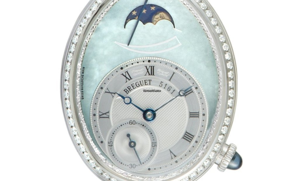 Breguet Reine de Naples Power Reserve 8908BB/52/864 D00D