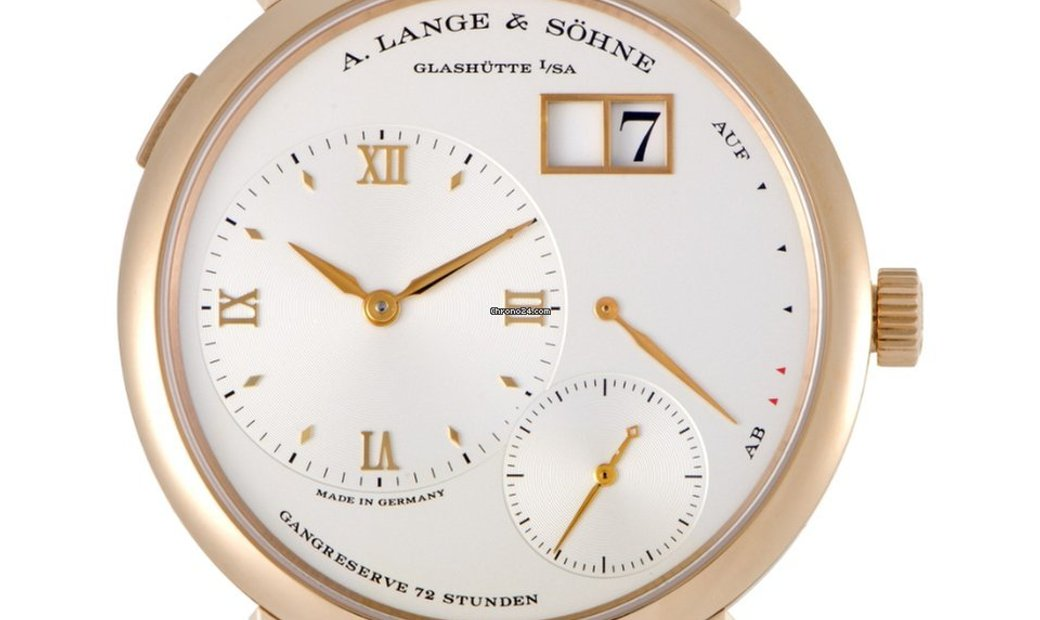 A. Lange & Söhne A. Lange & Sohne Grand Lange 1 Manually Wound Men's Watch 117.032