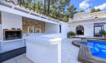 Fabulous Complex Comprised Of 3 Properties For Sale In Roca Llisa, Ibiza