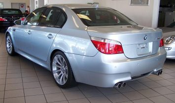 2006 BMW M5 Exclusive Package