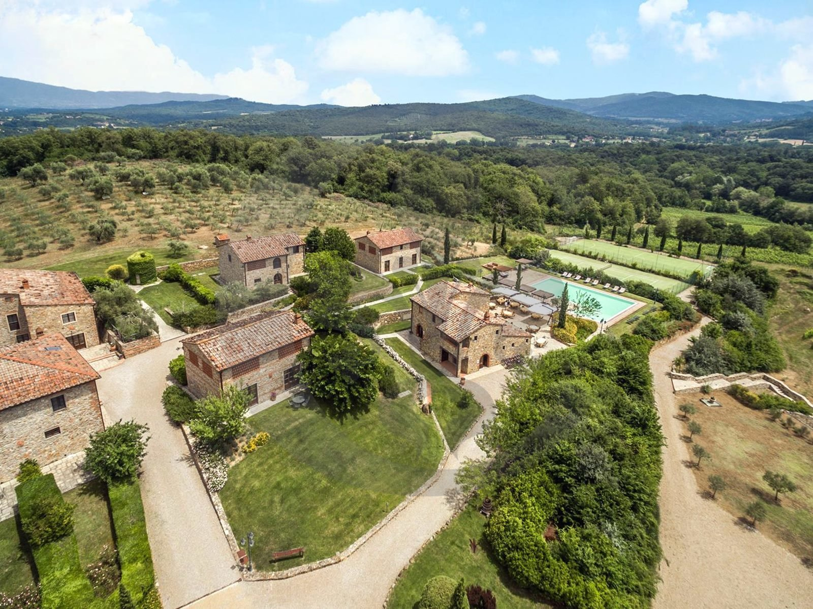 Estate in Tuscany, Italy 1