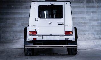 2017 Mercedes Benz G550 Sqaured
