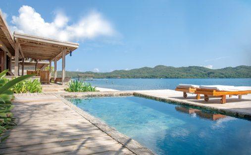 Private Island in Monte Placentero, Islas de la Bahía, Honduras