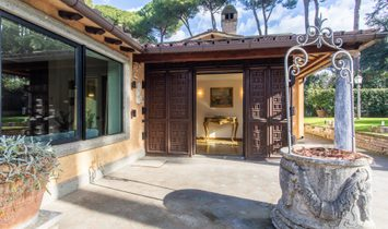Stunning Villa In The Greenery A Short Walk From Caracalla Thermal Baths