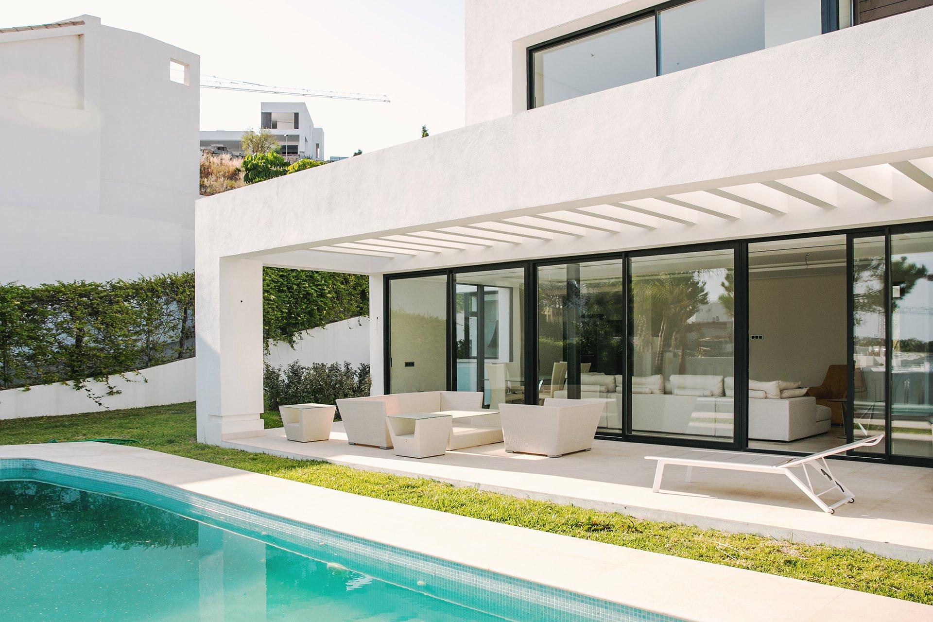 Villa in Marbella, Andalusia, Spain 1 - 10461236