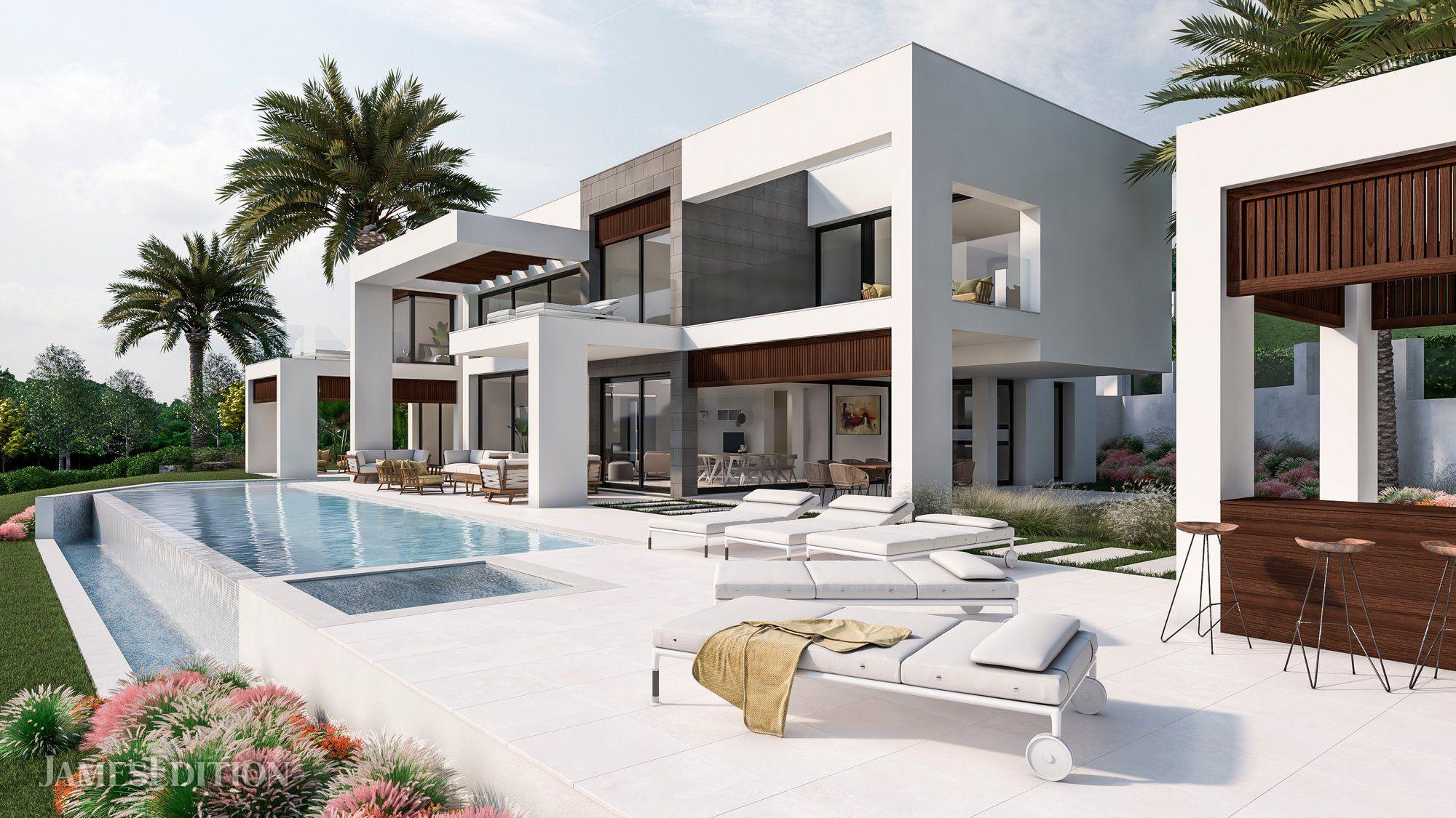 Villa in Marbella, Andalusia, Spain 1 - 10461243