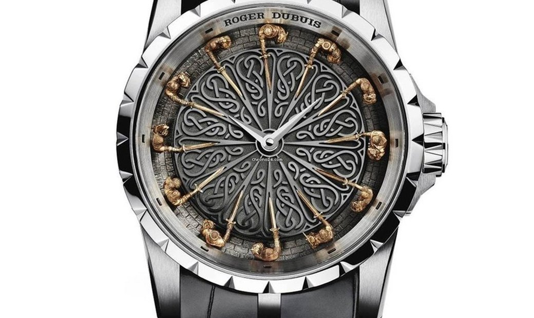 Roger Dubuis Excalibur Knights of the Round Table II RDDBEX0495
